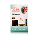 Tiger Z400 Pro Smart TV Box Full HD Mini Receiver with Sim Crad and Sports Movies Adventures IPTV Channels