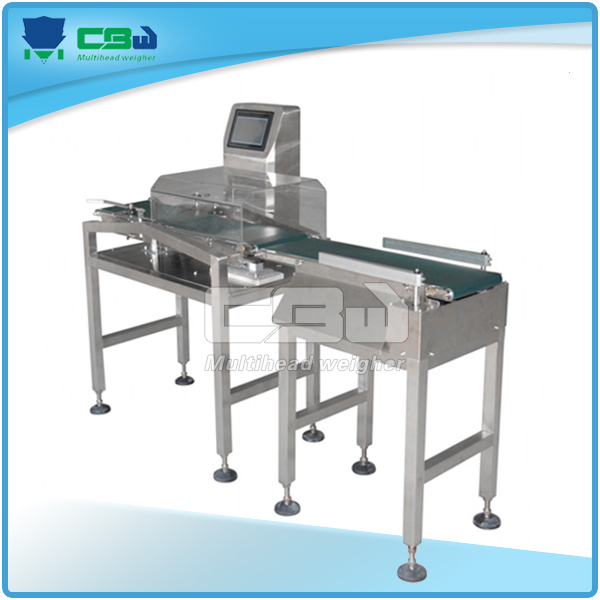 Auto check weigher / food package conveyor checkweigher / online checkweigher