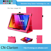 With CE/RoHS Certificates 10.1 Inch Tablet Leather Case For ASUS ZenPad 10 Z300C