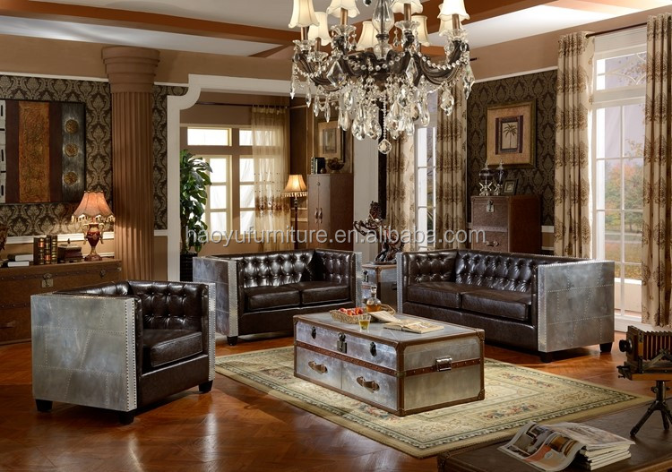 luxury italian classic aviator furniture