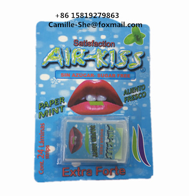 cool mint/breath strips/mint paper candy JSL029