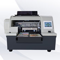BYC168-A4 UV 6 colors channels a4 mini size digital flatbed uv gift printer