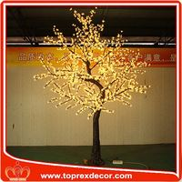 Manufactory wholesale artificial white birch trees