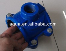 DCI Saddle Clamp for pvc pipe