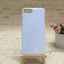 3D sublimation case &sublimation printing cover for iphone 7 plus in open cut