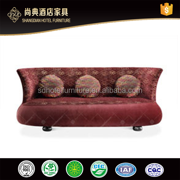 Dubai Pictures Of Wooden Red Sofa Set Designs For Hotel Living Room