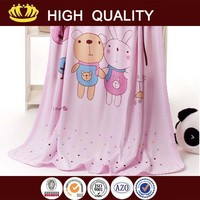 wholesale microfiber warm second hand used bed sheet and towel