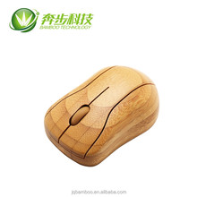MG95-N 2.4G Optica Bamboo custom laser engraving computer wireless mouse