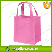 New Fashion Wholesale Reusable PP Folding Nonwoven Shopping Bag/non woven trolly bags