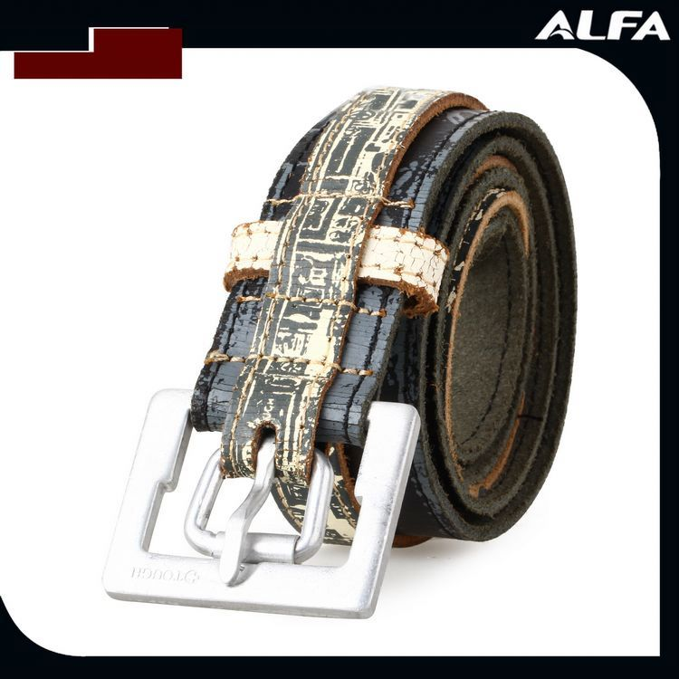 3 Inch Leather Belt