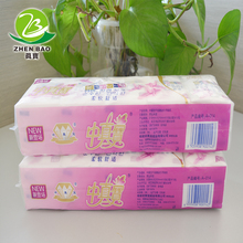 Soft selling fast 2ply standard pocket tissue paper handkerchief factory