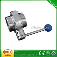 Best Quality Worm Gear Drive Butterfly Valve,Butterfly Valve For Milk