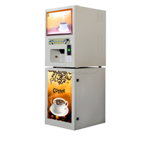 ATS104 Instant tea drinks beverage coffee machine/coffee machine with low price