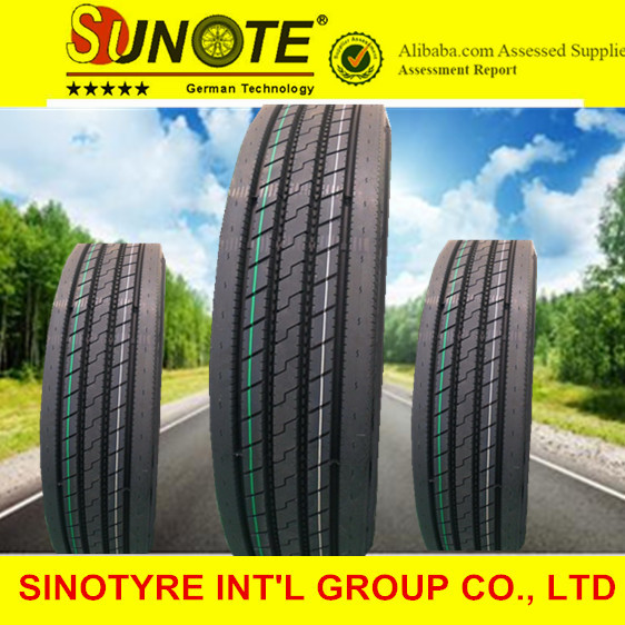 high quality chinese 215/75r17.5 TBR 22.5 radial truck tires