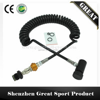 Paintball Tippmann gun marker Remote Hose With Slide Check for paintball game