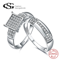 925 Sterling Silver Spiral Halo Pave