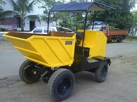 MINI DUMPER 1 TON- TOUGH RIDER