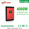 High Frequency Power Supply Dc 48v to Ac 220v 5kva/4kw 60A MPPT Solar Inverter Power