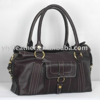 CE8625 lady's branded designer genuine leather handbags mexico fashion