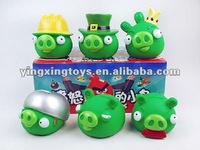Soft plastic piggy coin bank YX0145606