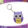 OEM 2D Or 3D Custom promotion Soft Pvc Keychain rubber
