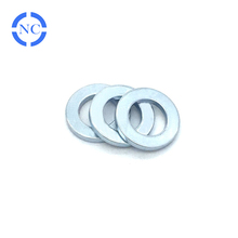 Micro latest new design round neodymium magnet with a hole