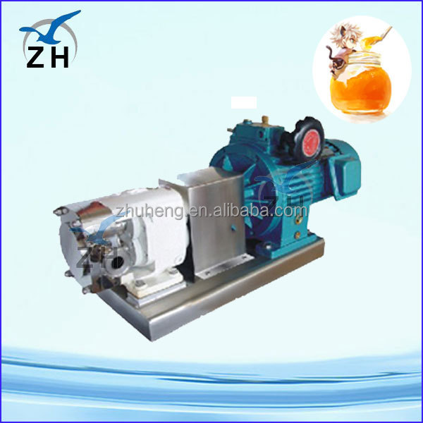 gas conveying roots blower high viscosity pump dispenser