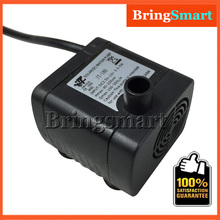 JT-180 350L/H 2.3M DC Pump Brushless Submersible Water Pump 12V Submersible Fountain 6V Solar Mini Pump