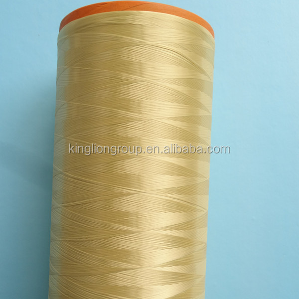 China 200D ARAMID YARN at best price made from dupont