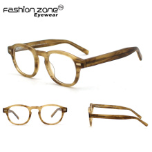 Custom design glasses buffalo horn eyeglasses frames