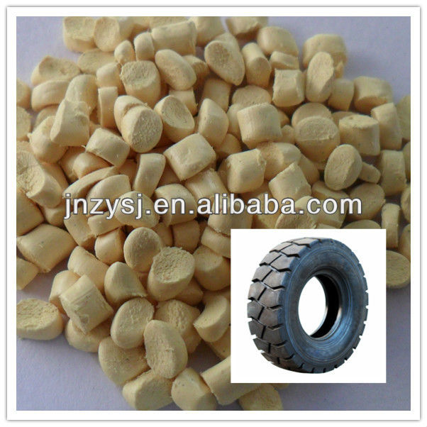 Rubber compound accelerator resorcinol adhesive masterbatch for tire/conveyor belt processing