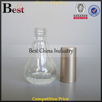 Best China Wholesale new Mini Nail Polish Oil Use and Personal Care Industrial Use , glass material with cap bottles 10ml