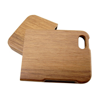 2016 shenzhen mobile phone accessories black walnut wood case for iphone 5c