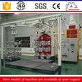 hot sale used hubcap hanger type shot blasting machine manufacturers with ce certification