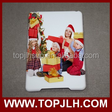Make your own photo printing For iPad mini 4 back cover hard pc case