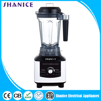 Hot selling high performance commercial mixer blender , 1.85L food mixer