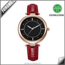 Factory customized brand western fancy style watches for women