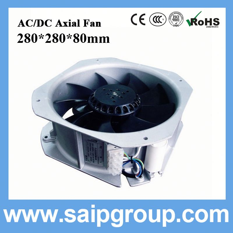 industrial dc axial cooling axial fans impeller blades