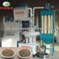 High quality +full automatic wood pellet manufacturing equipment
