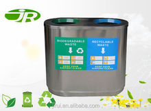 top open garden refuse container for sales