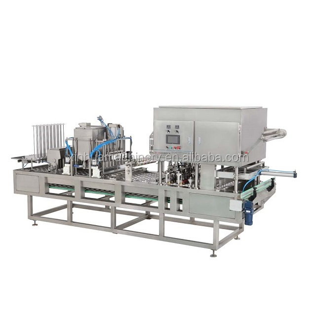 Low Price chocolate filling and sealing machine Food grade