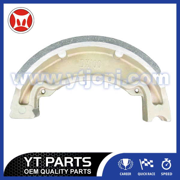 High Performance Parts Motorcycle Spare Parts Of Brake Shoes