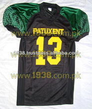 American Football Team Jersey with Screen Print custom