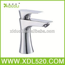 bathroom chrome plated long neck faucet/washing machine tap/basin tap faucet