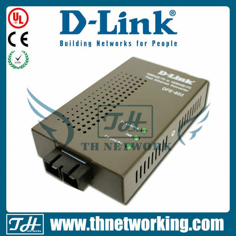 Original new D-Link Fiber Media Converter DMC-2000-CM
