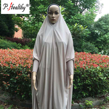 Middle East prayer clothes women muslim islamic clothing abaya prayer long dress