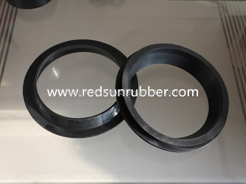 Closestool pvc Pipe rubber sealing