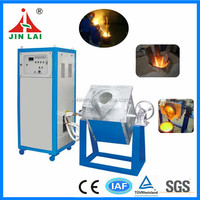 Environmental Industrial Used 180kg Easy Temperature Controlling Aluminum Melting Furnace Kiln (JLZ-90)