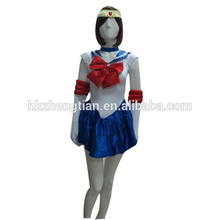 Adult Sexy Christmas Sailor Moon Fancy Dress Costume Carnival Suit