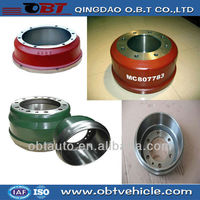 brake drum truck retarder
